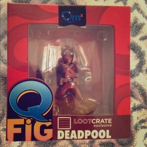 Other - Q Fig Deadpool